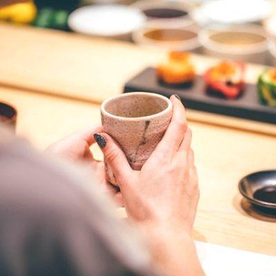 アガリ(お茶)
