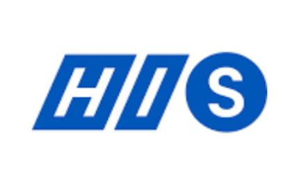 「エイチ・アイ・エス」公式ロゴ