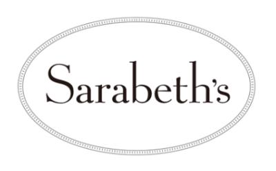 Sarabeth's公式ロゴ