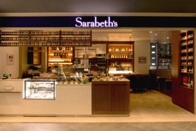 サラベス品川店の外観