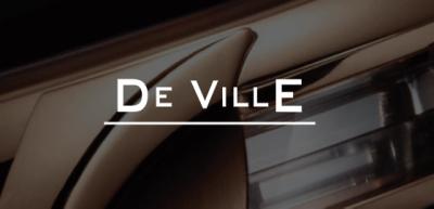 デ・ヴィル公式ロゴ