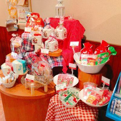 クリスマスの焼き菓子