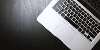 事業用に購入したパソコン
