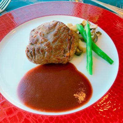 ステーキ~赤ワインのクラシックソース~