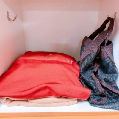 ロッカーと館内着セット