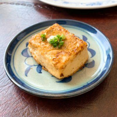 島豆腐ステーキ