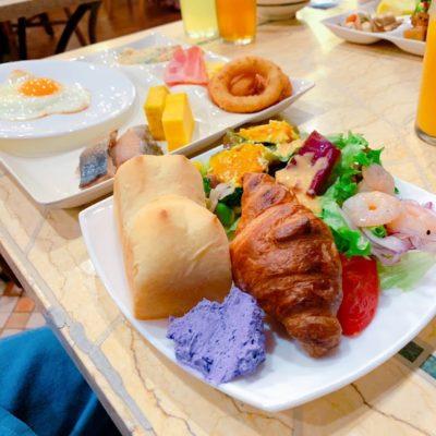 グランヴィリオリゾート「ラ・メール」の朝食ビュッフェ
