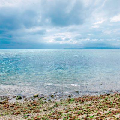 竹富島の星砂海岸