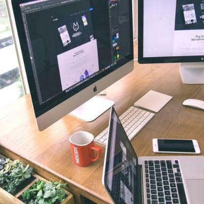 ITベンチャー企業の仕事風景