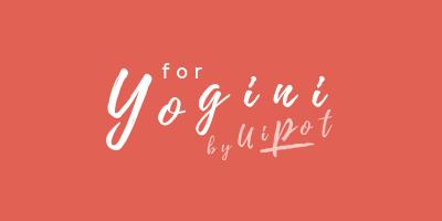 「UIPOT for YOGINI」公式ロゴ