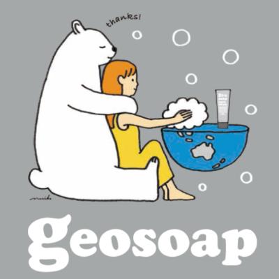 ジオソープイメージロゴ