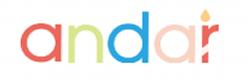 「andar」公式ロゴ