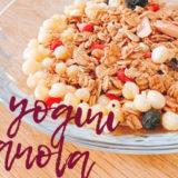 LAVAの「ザ・ヨギーニグラノーラ」はレッスン前の朝食にぴったり!