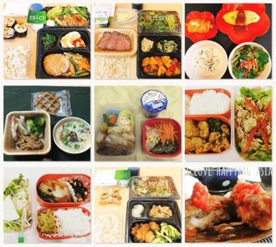 リプティプラチナコース食事例