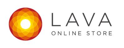 LAVAオンラインストア公式ロゴ