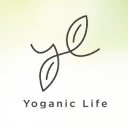 「Yoganic Life」ブランドロゴ