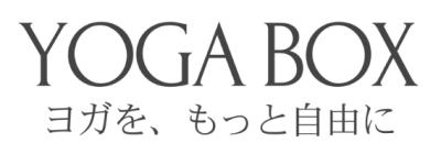 YOGA BOX公式ロゴ