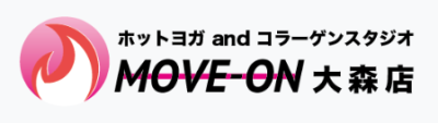 MOVE-ON 大森店公式ロゴ