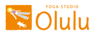 ヨガスタジオOlulu公式ロゴ