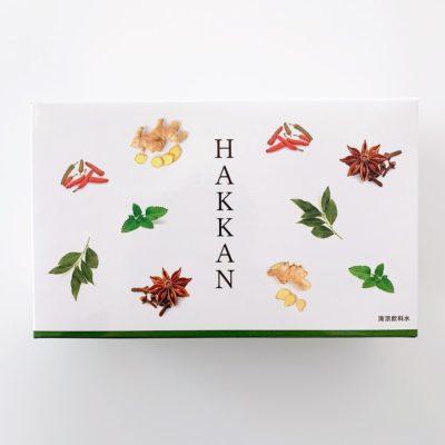 LAVA「HAKKAN」外箱(表)
