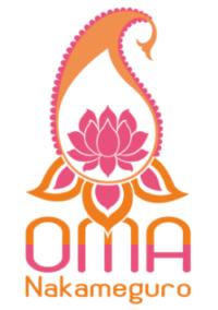 「OMA中目黒」公式ロゴ