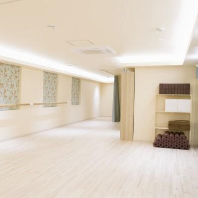 「NATURAglam 戸越銀座スタジオ」のスタジオイメージ