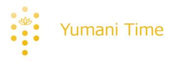 「Yumani Time」公式ロゴ