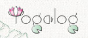 「Yogalog(ヨガログ)」公式ロゴ